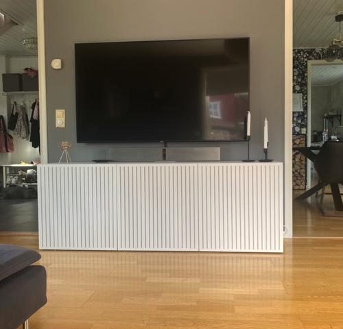 Robban - frontmönster till BESTÅ skåpdörr 60x64 cm