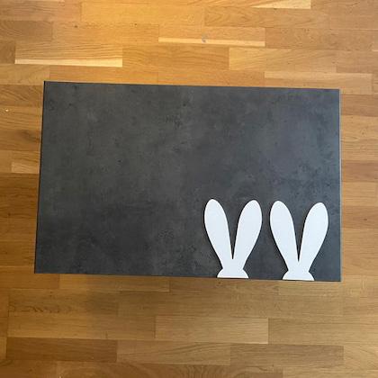 Djurhuvud - Kanin