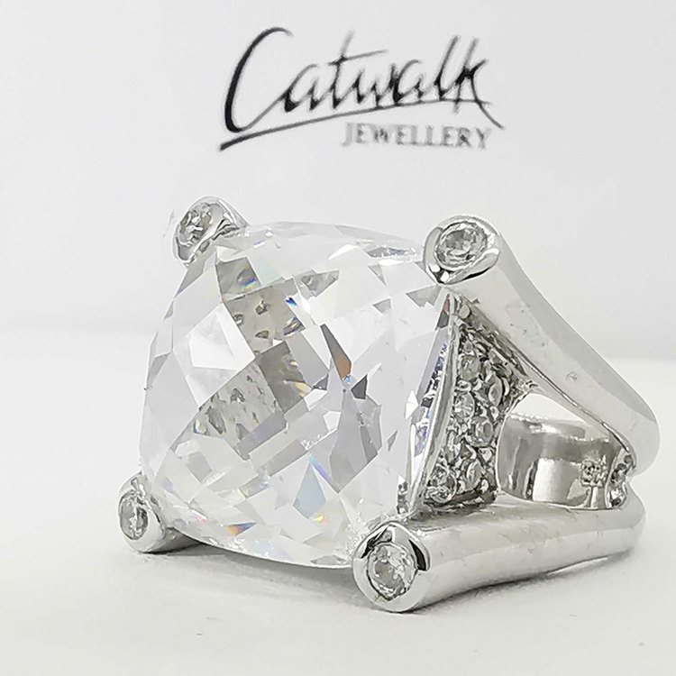 Ring Luxury Silver