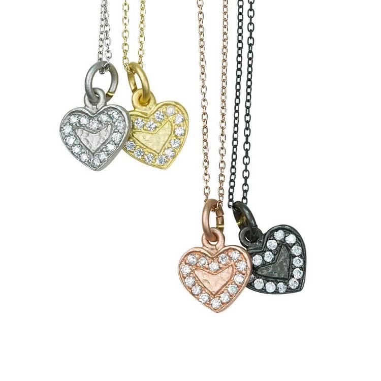 Hjärtan i 925 silver