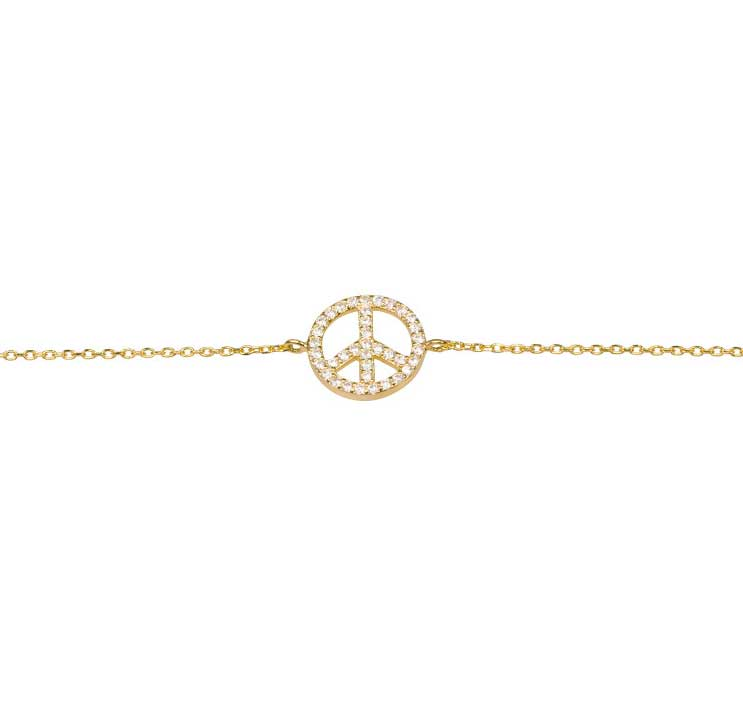 Snyggt armband med budskap från Catwalk Jewellery
