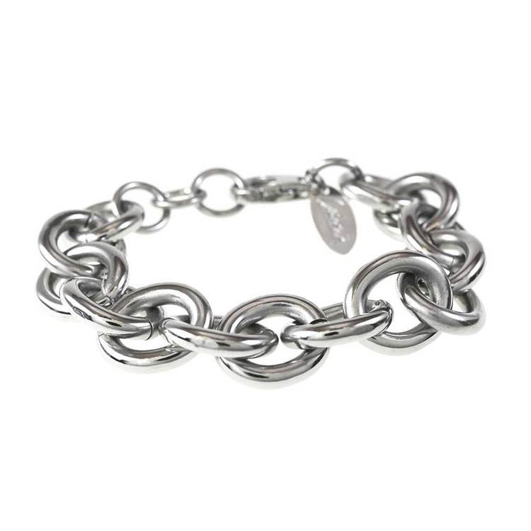 Armband i steel - 20+2 cm extension