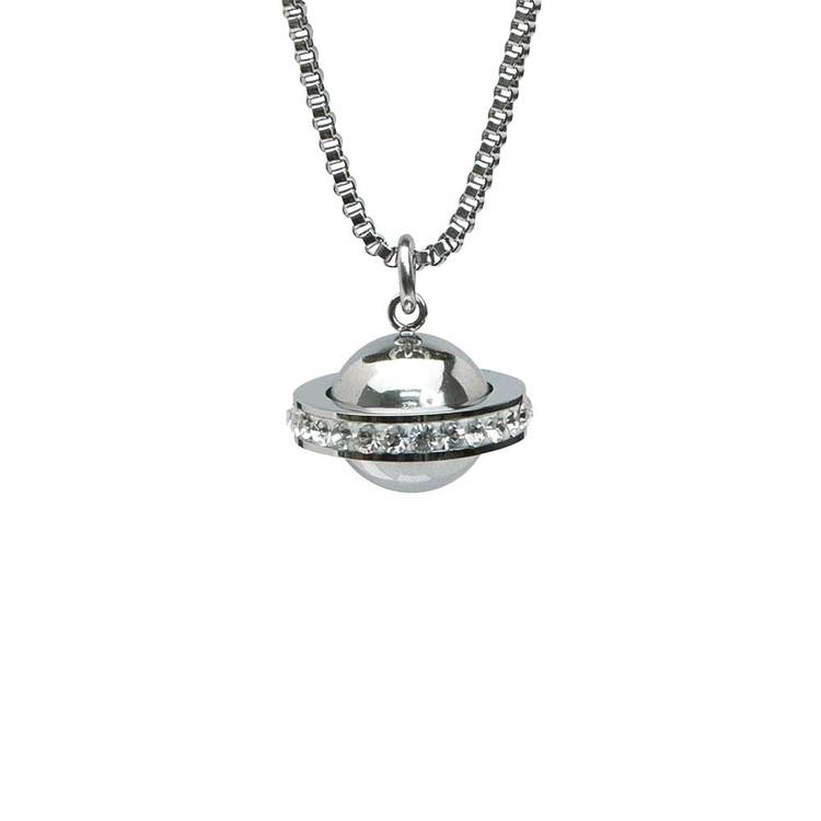 Halsband [SATURNUS] i stål