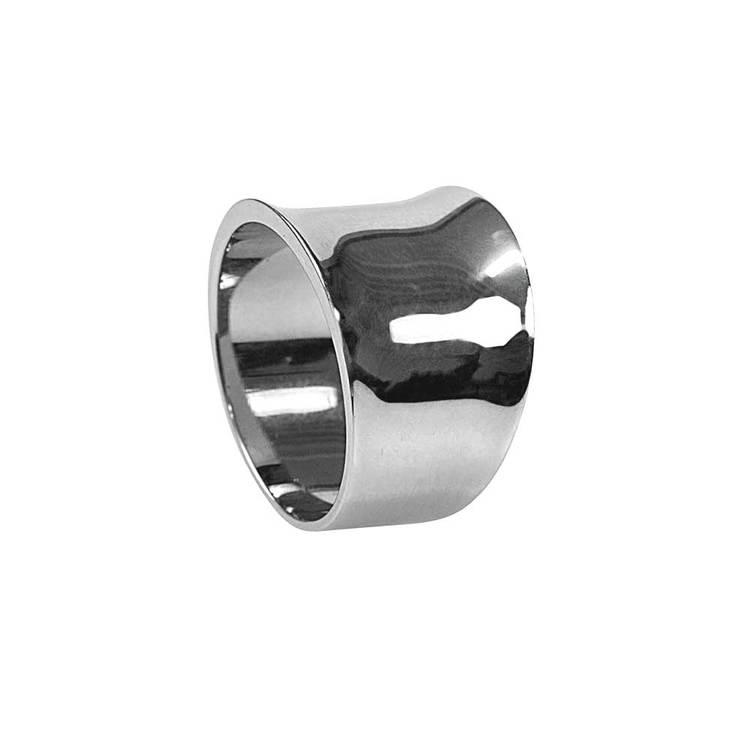 cool ring i steel från Catwalk Jewellery