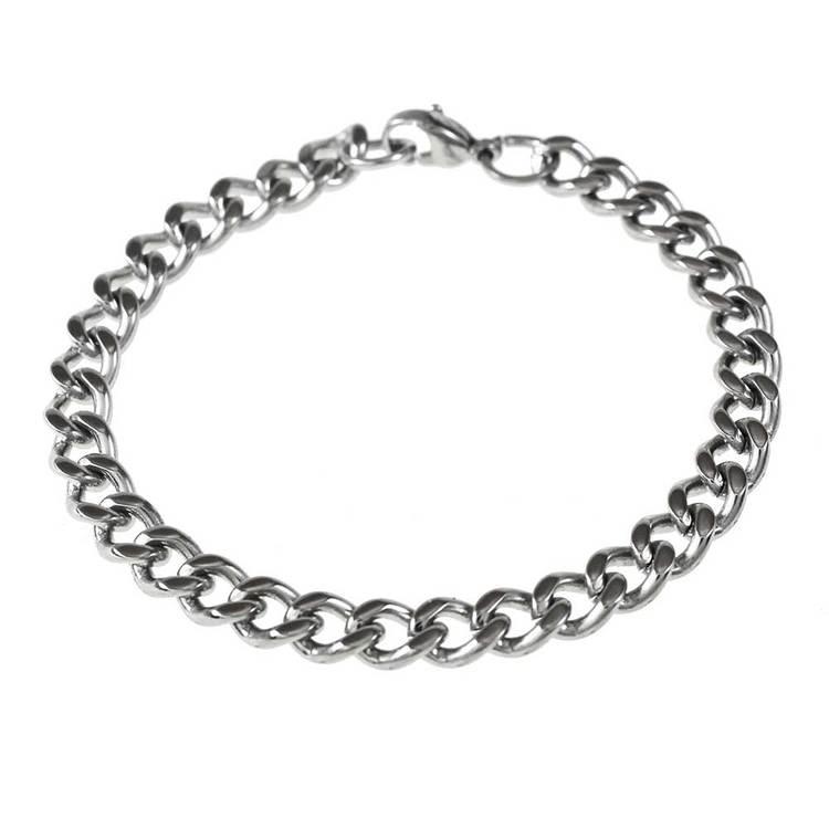 Armband Pansar Steel 6,5 mm