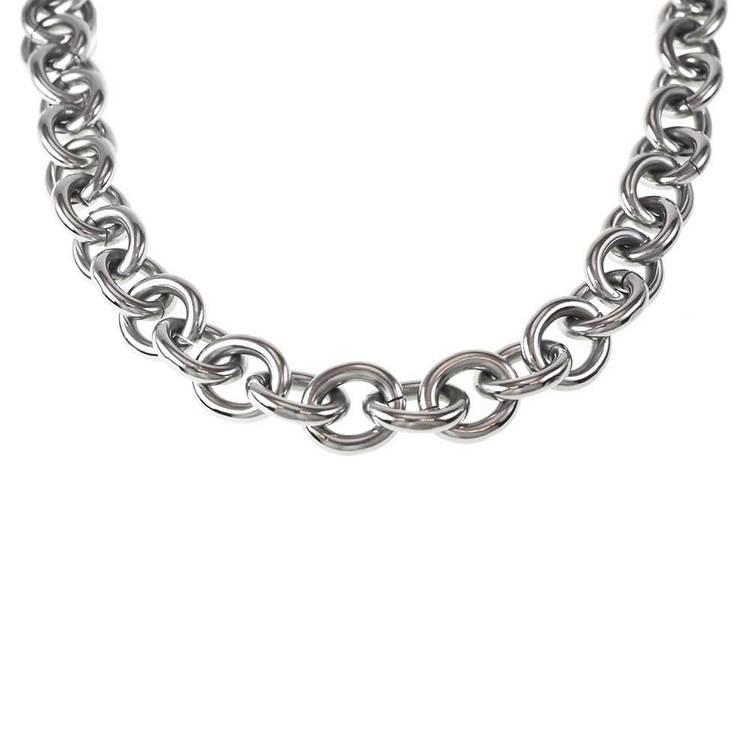 Halsband Stål - 45 cm