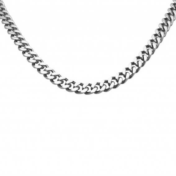 Halsband Pansar Steel 10 mm
