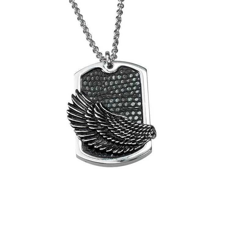 Steelhänge med vinge - 80 cm