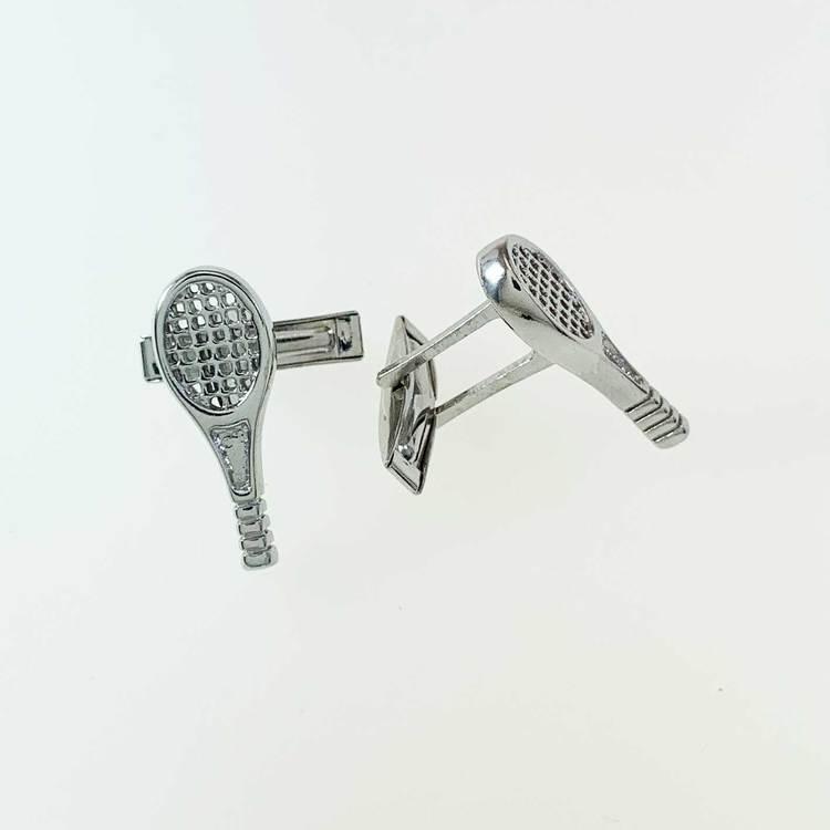 Manschettknappar [TENNIS] i 925 silver