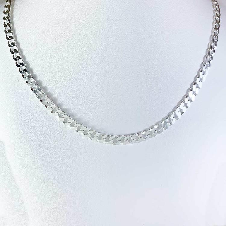 silverhalsband för män och kvinnor i silver från catwalk jewellery