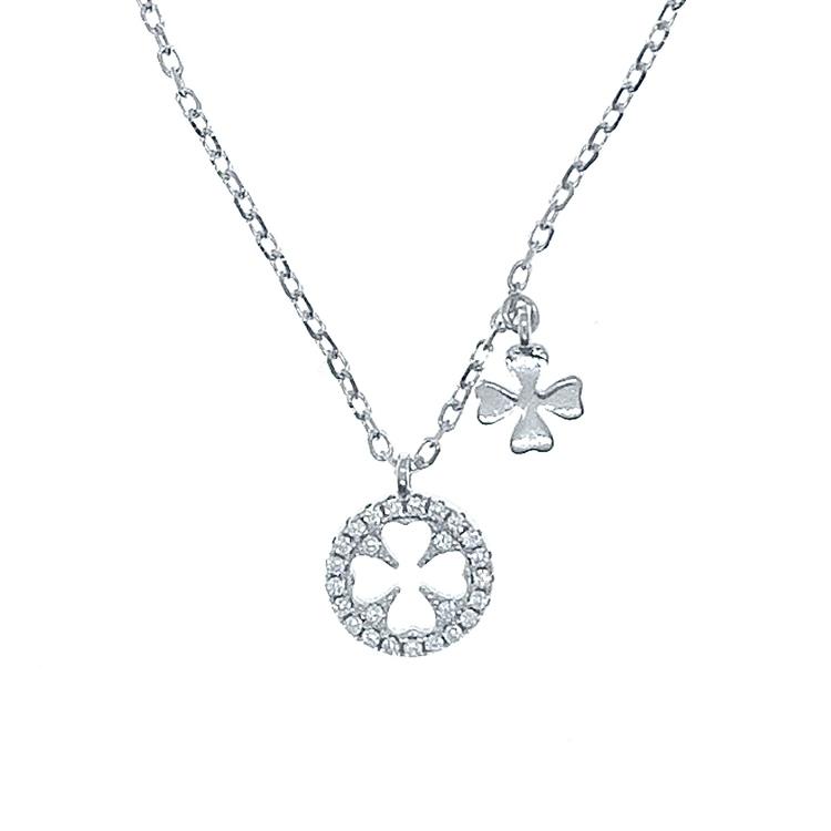 vackert silverhalsband, halsband i silver till tjej från catwalk Jewellery