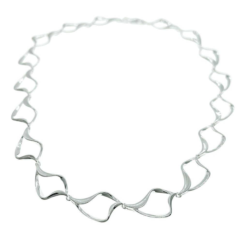 Halsband Ciara Silver
