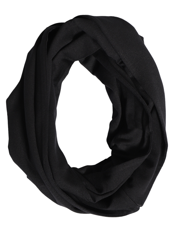 Tubscarfs SVART