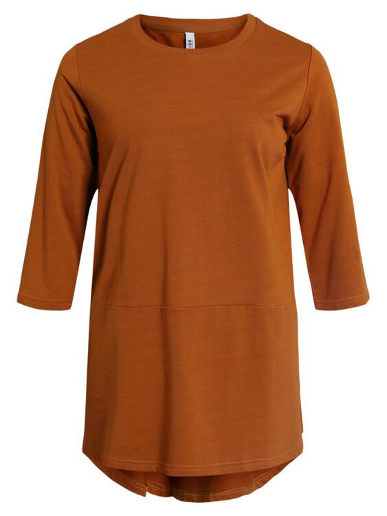 Tunika (SVART samma modell som rostfärgad)