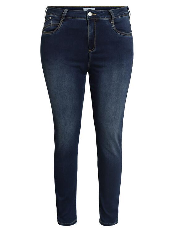 7/8 Jeans med stretch