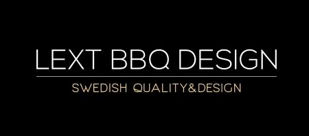 LEXT BBQ DESIGN logo