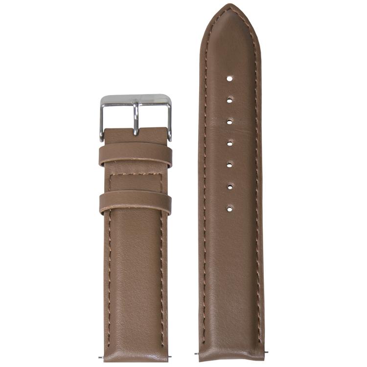 Klockarmband Brun Läder