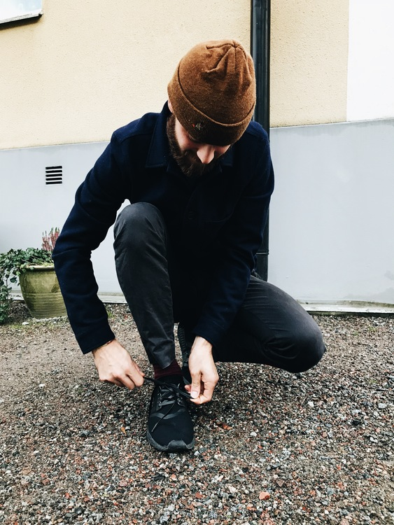 svarta skinnskosnören skosnören skinn läder