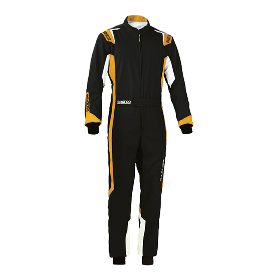 Storleksguide - Sparco Overall