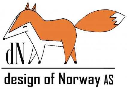 Fabelskog design logo