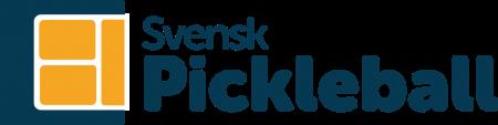 Svensk Pickleball logo