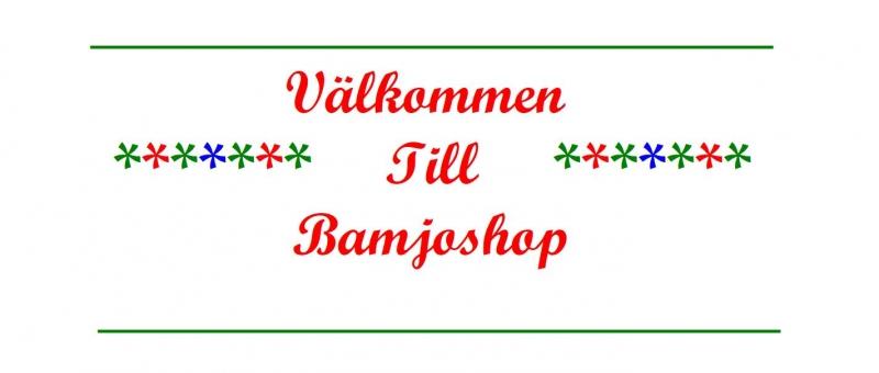 Bamjoshop