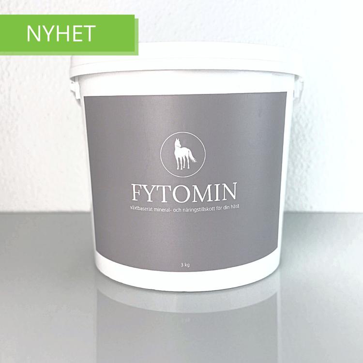 FYTOMIN - Växtbaserat mineral och näringstillskott