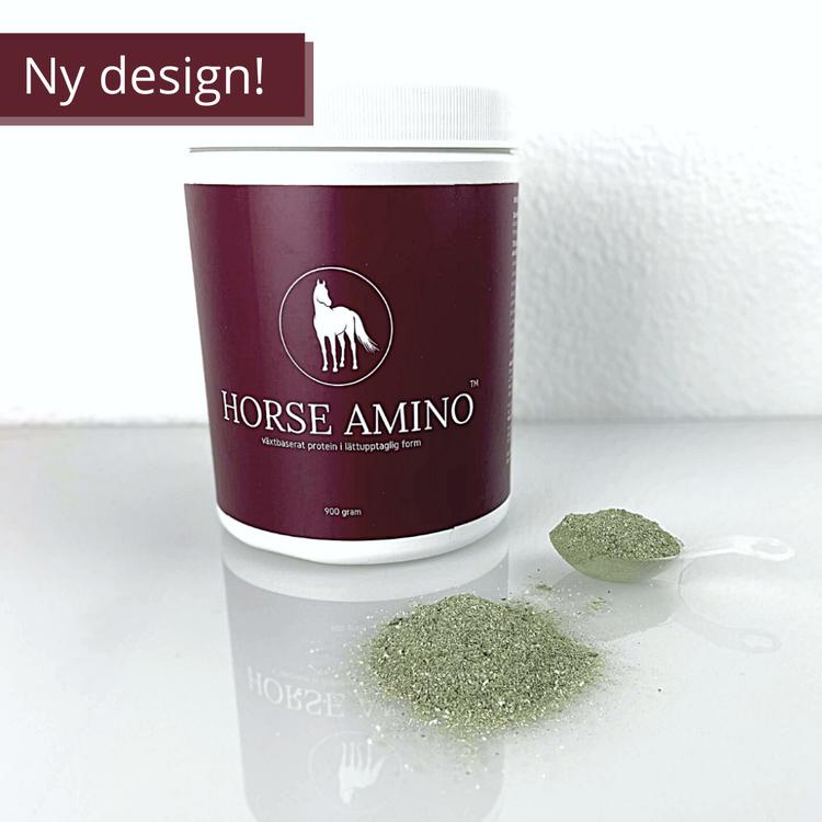 Horse Amino proteintillskott för häst