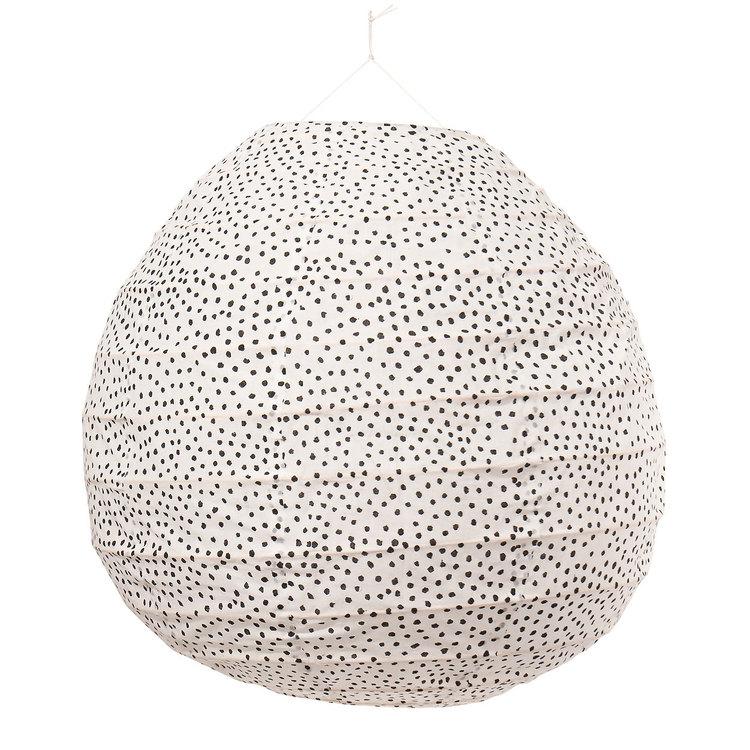 Lampskärm Fleck Drop, Afroart