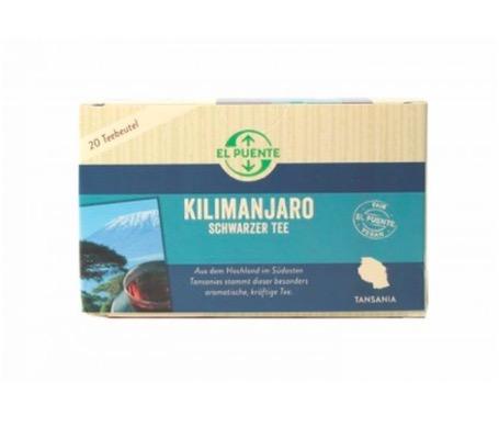 Kilimanjaro, svart påste