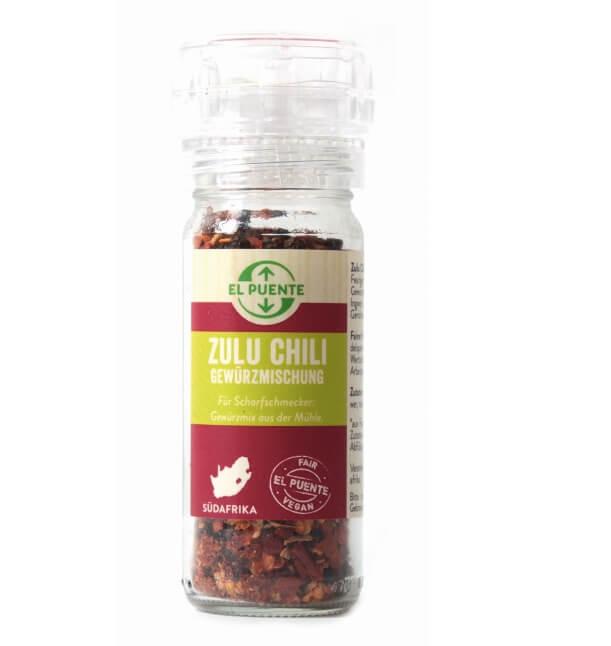 "Kryddkvarn ""Zulu chili"", kryddblandning"