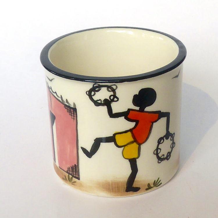 """Mugg """"Township"""", Kapula keramik, pojke"""