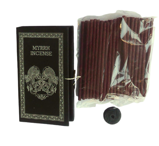"Rökelsestickor ""Myrrh Incense"", presentask"