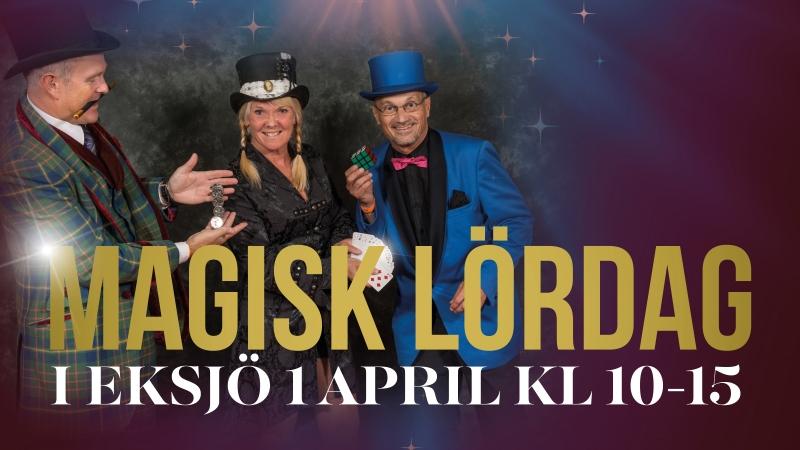 Magisk långlördag i Eksjö 1 april