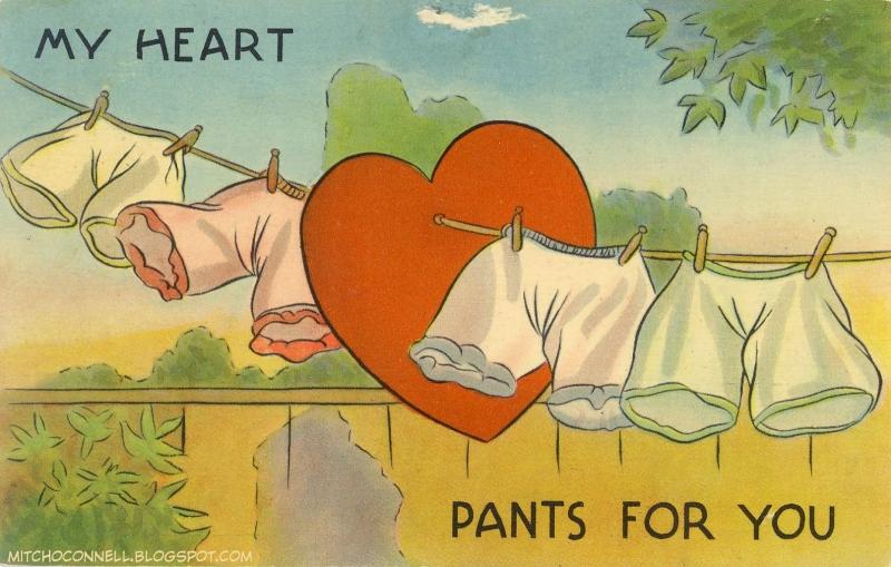 Underkläder från Näckrosen på Alla Hjärtans Dag!