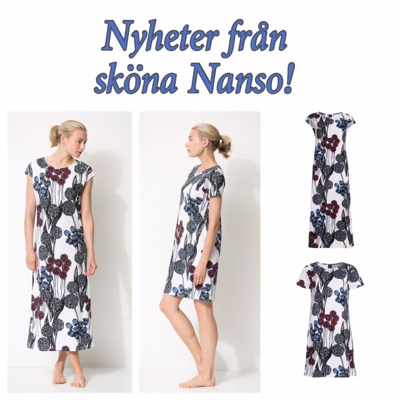 2017 års nyheter från Nanso.