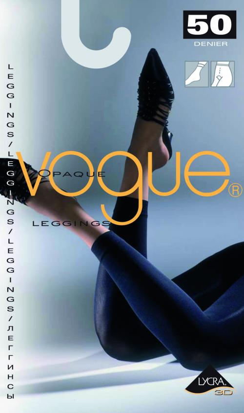 Vogue Opaque leggings 50 den 37192 -