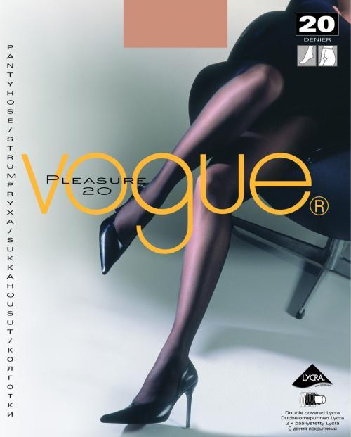 Vogue strumpbyxa Plesure 20 den 37132 -