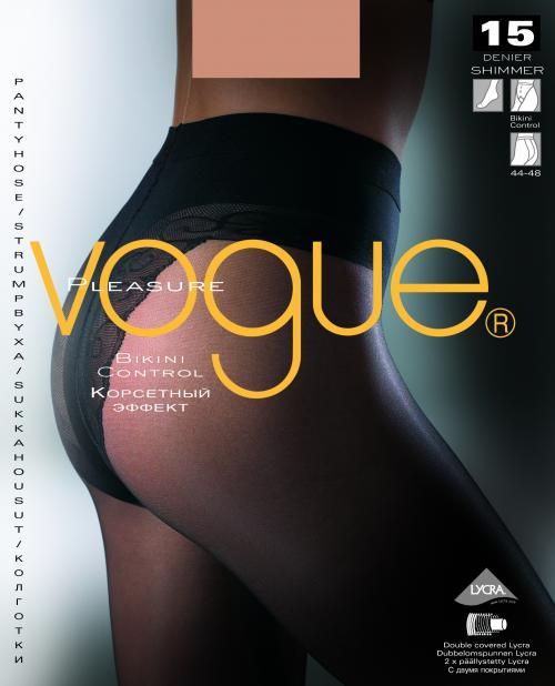 Vogue Pleasure Bikini Control 37155 -
