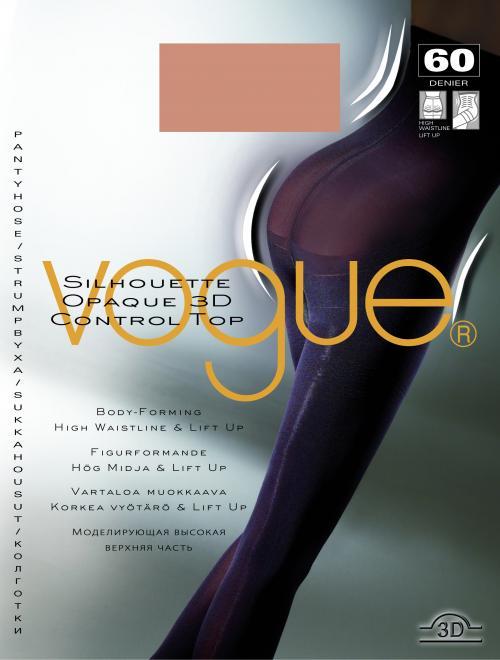 Vogue Silhouette Opaque Control  37551 -