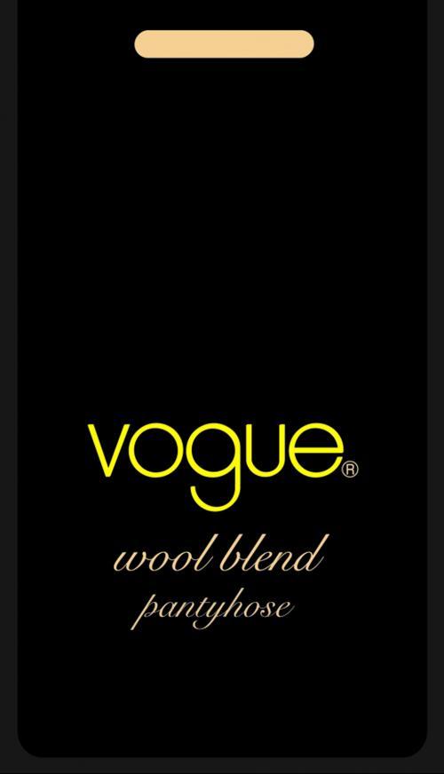 Vogue ullstrumpbyxa 37691