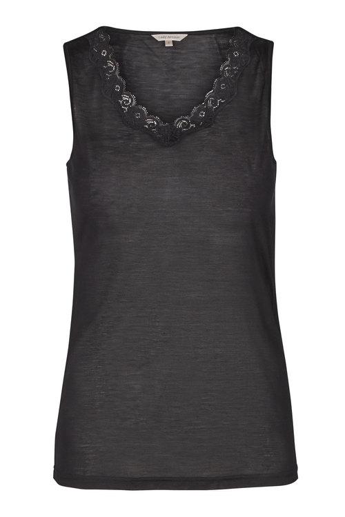 Lady Avenue linne stickat siden 10423/ 02