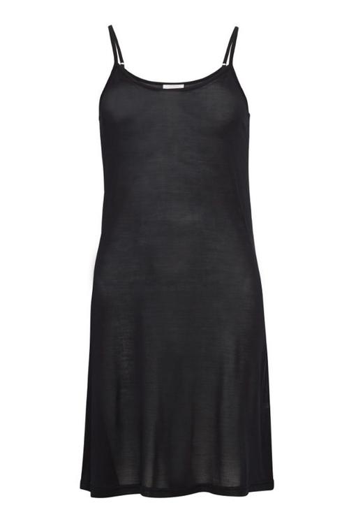 Lady Avenue underklänning stickat siden 20424 / 02