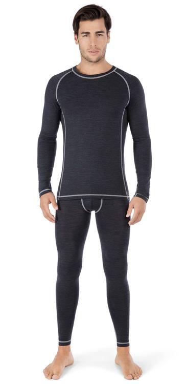 Skiny tröja herr Active Wool Men 86662
