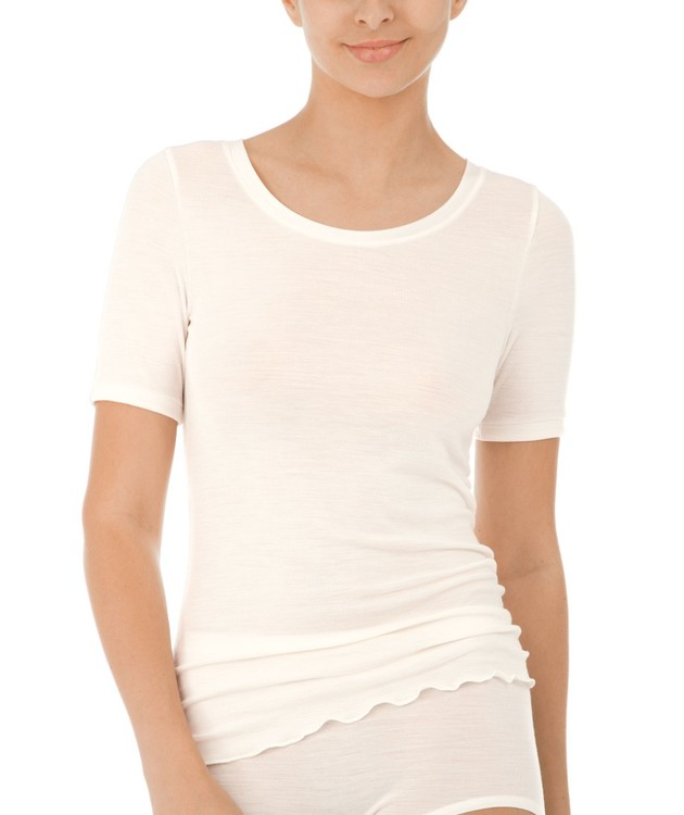 Calida True Confidence topp i ull och silke 14535 / 892