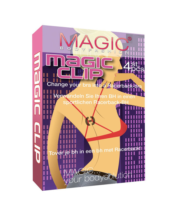 Magic Clip (gör till brottarrygg) 38MC
