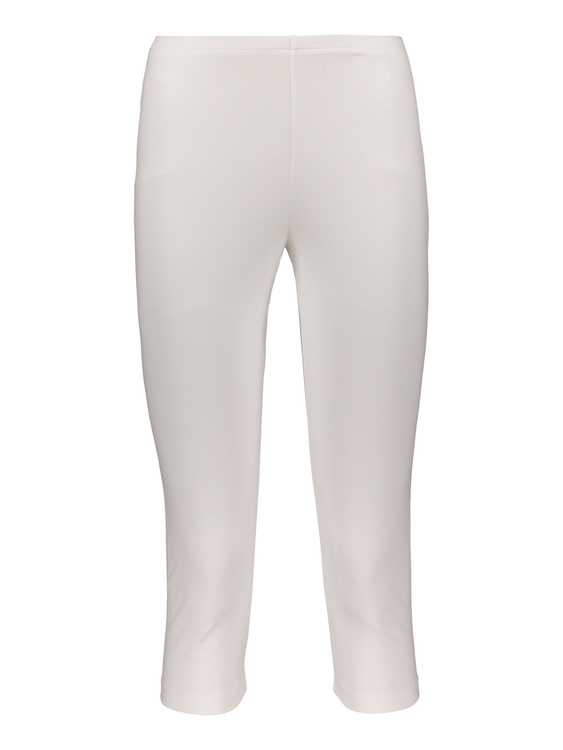 Nanso leggings 3/4 längd vita 25129 / 1000