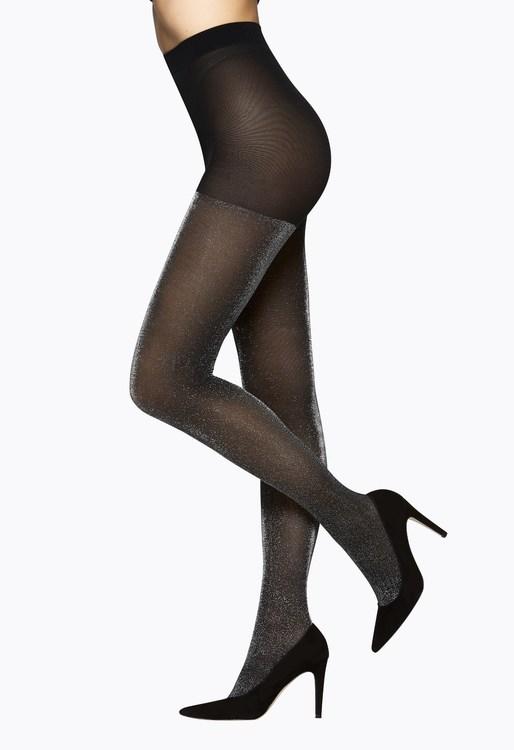 Vogue Strumpbyxa Lumiere shiny 40 den 96181 svart