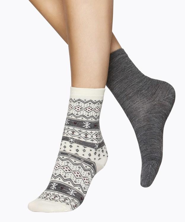 Vogue Wool Socks Charm 2-pack 96165 /1146