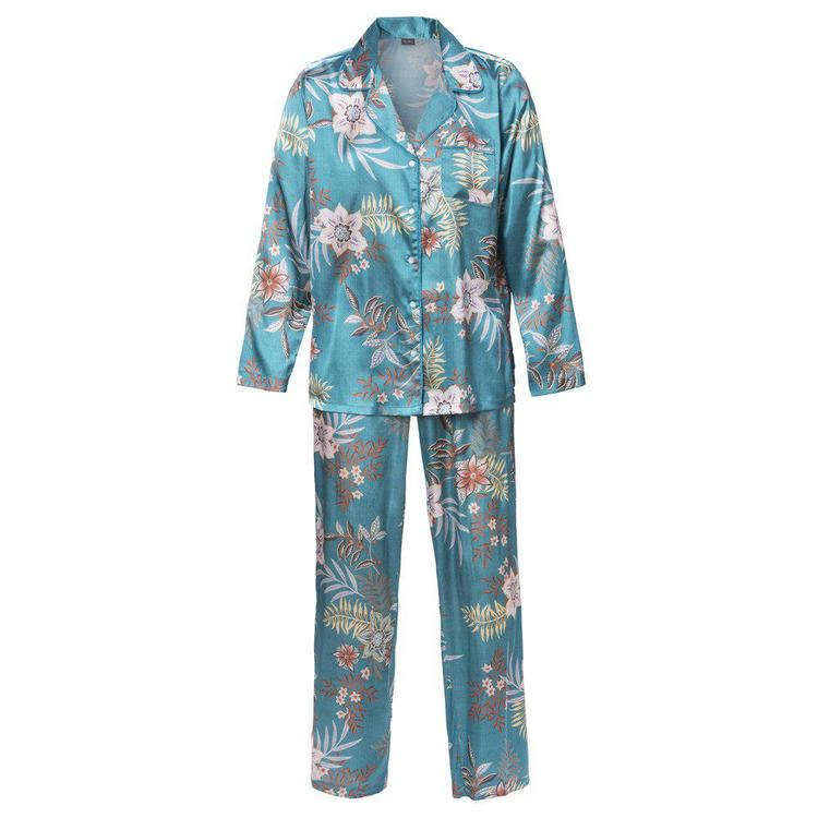 Trofé pyjamas med satinkänsla 69237 /9400